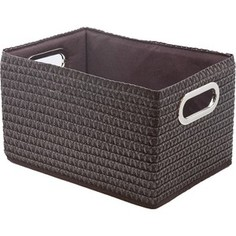 Короб для хранения Handy Home складной, Д310 Ш220 В190, коричневый