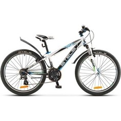 Велосипед Stels Navigator 470 V 24 V020 (2018) 12 Белый/черный