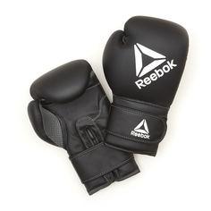 Боксерские перчатки Black Reebok