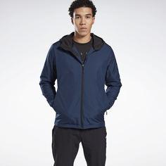 Спортивная куртка на флисовой подкладке Outdoor Reebok