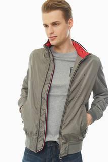 Куртка MW0MW12230 PQ8 pewter grey Tommy Hilfiger