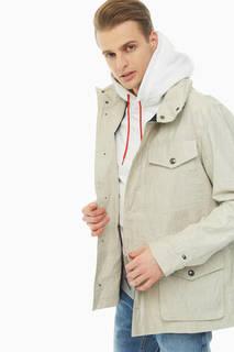 Куртка MW0MW13637 AEQ light stone Tommy Hilfiger