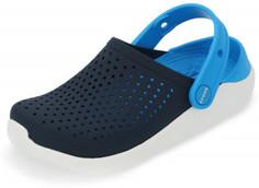 Шлепанцы для мальчиков Crocs Literide Clog K, размер 34-35