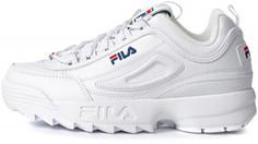Кроссовки женские FILA Disruptor II Premium, размер 39
