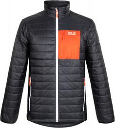 Куртка утепленная мужская Jack Wolfskin Routeburn, размер 44