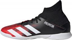 Бутсы для мальчиков adidas Predator 20.3 IN, размер 33