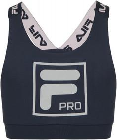 Спортивный топ бра для девочек Fila, размер 128