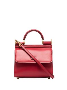 Dolce & Gabbana мини-сумка через плечо Sicily 58