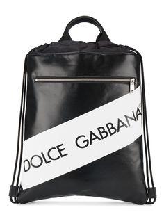 Dolce & Gabbana рюкзак с логотипом
