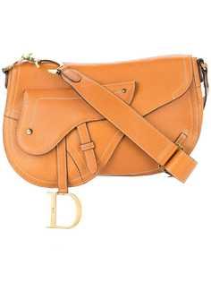 Christian Dior сумка полукруглой формы