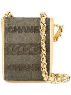 Chanel Pre-Owned сумка с логотипом