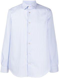 Paul Smith клетчатая рубашка строгого кроя