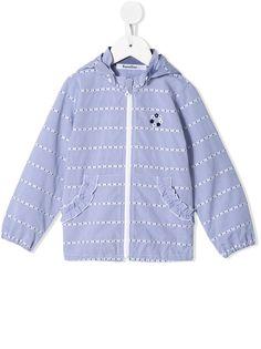 Familiar куртка с капюшоном и вышивкой