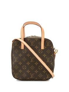Louis Vuitton сумка Spontini с ремешком и ручками