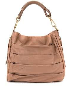 Christian Dior сумка-тоут со вставками и логотипом