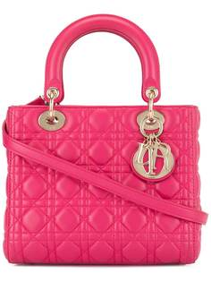 Christian Dior сумка Lady Dior Cannage