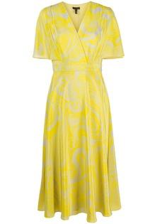 Escada платье с принтом пейсли