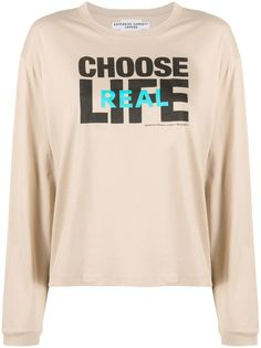 Wood Wood футболка Choose Life