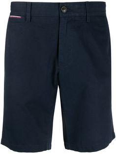 Tommy Hilfiger шорты с карманами на пуговицах