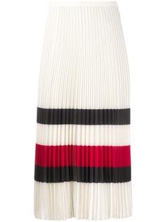 Tommy Hilfiger плиссированная юбка миди
