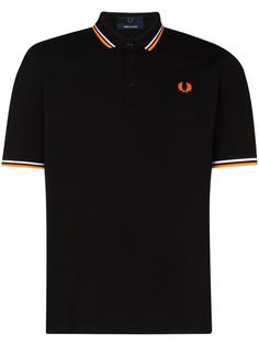Fred Perry рубашка поло Made in Japan из ткани пике