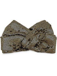 Gucci повязка на голову с узлом