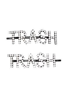Ashley Williams заколки для волос с кристаллами