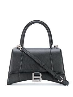 Balenciaga сумка Hourglass S с верхней ручкой