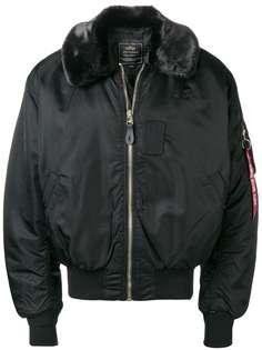 Alpha Industries куртка бомбер
