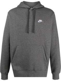 Nike худи с вышитым логотипом