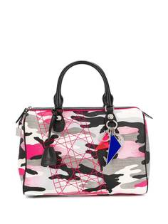 Christian Dior сумка-тоут Boston 2011-го года из коллаборации с Anselm Reyle