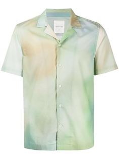 Wood Wood рубашка с короткими рукавами и принтом тай-дай