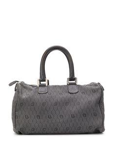 Christian Dior сумка-тоут Honeycomb с монограммой