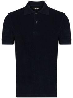 Tom Ford рубашка поло с короткими рукавами