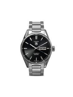 Tag Heuer часы Carrera Calibre 5 Day-Date 41mm