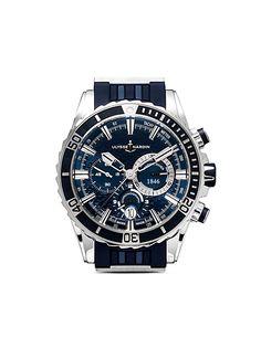 Ulysse Nardin часы Diver Chronograph 44мм