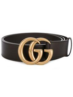 Gucci ремень с пряжкой GG
