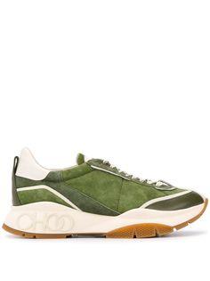 Jimmy Choo кроссовки Raine в стиле колор-блок
