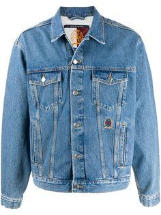 Tommy Hilfiger джинсовая куртка с логотипом