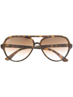 Ray-Ban солнцезащитные очки Cats 5000 Classic