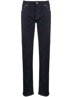 Dolce & Gabbana джинсы прямого кроя