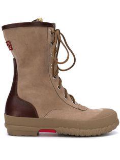 visvim ботинки на шнуровке