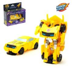 Робот-трансформер Woow Toys
