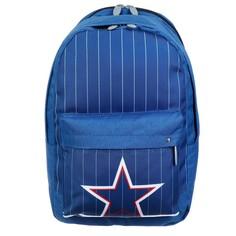 Рюкзак молодёжный, calligrata, 38 х 28 х 19 см, эргономичная спинка,