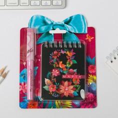 Набор блокнот и ручка Art Fox