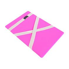 Защита спины гимнастическая (подушка для растяжки) лайкра, цвет розовый, 38 х 25 см, (пл-9308) Grace Dance