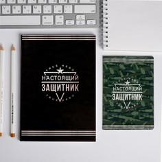 Набор обложка для паспорта и ежедневник Art Fox
