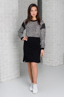 Костюм свитшот платье Sharlize
