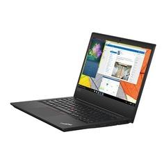 "Ноутбук LENOVO ThinkPad E495, 14"", IPS, AMD Ryzen 7 3700U 2.3ГГц, 16ГБ, 1000ГБ, 256ГБ SSD, AMD Radeon Rx Vega 10, Windows 10 Professional, 20NE000CRT, черный"