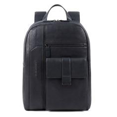 Рюкзак Piquadro Kobe CA4943S105/BLU темно-синий натур.кожа